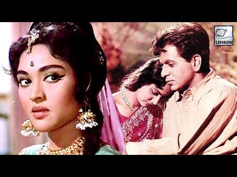 When Vyjayanthimala Was Kicked Out From Ram Aur Shyam Movie