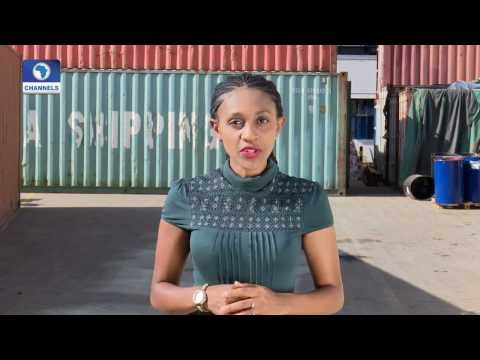 Eco@Africa: Making Money From Old Shipping Containers