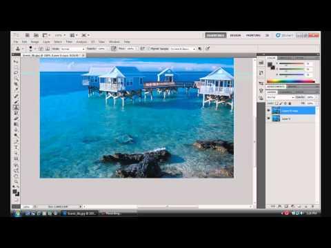 Photoshop CS5 Tutorials:Beginners: Clone Stamp Tool