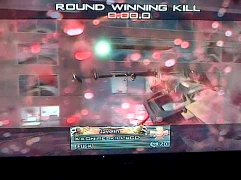 mw2 nose scope over the map