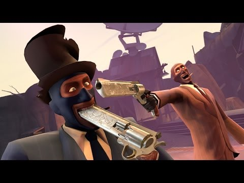 TF2: Annoying Spies