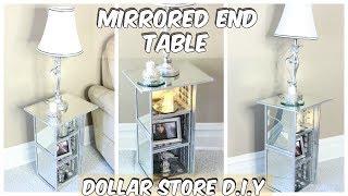 Diy Dollar Tree End Table Videos 9videos Tv