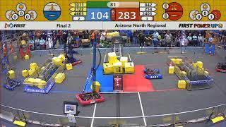 Final 2 - 2018 Arizona North Regional