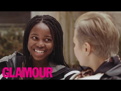 Get Schooled—The Story of Aicha from New York City | Glamour