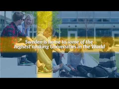 Study in Sweden -2018 Autumn