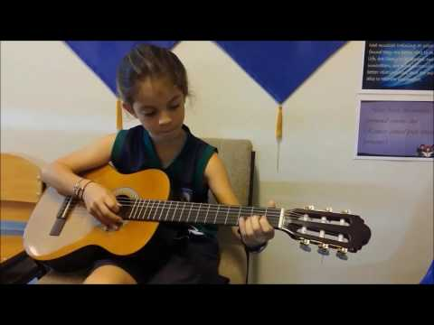 Absolute beginner guitar | Copy, Play and Learn kids have thrived.