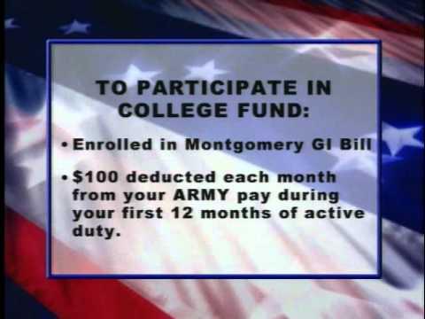 U.S. Army College Fund