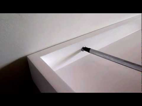 How to fix anything to a plaster board wall (dry lining).Shelves,cupboards,pictures,ect.