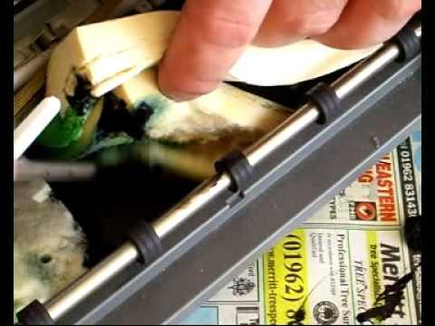 The Dirty Little Secret Of Inkjet Printers