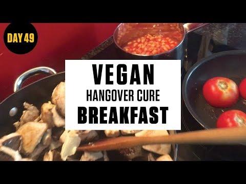 The Ultimate VEGAN BREAKFAST | Hangover Cure
