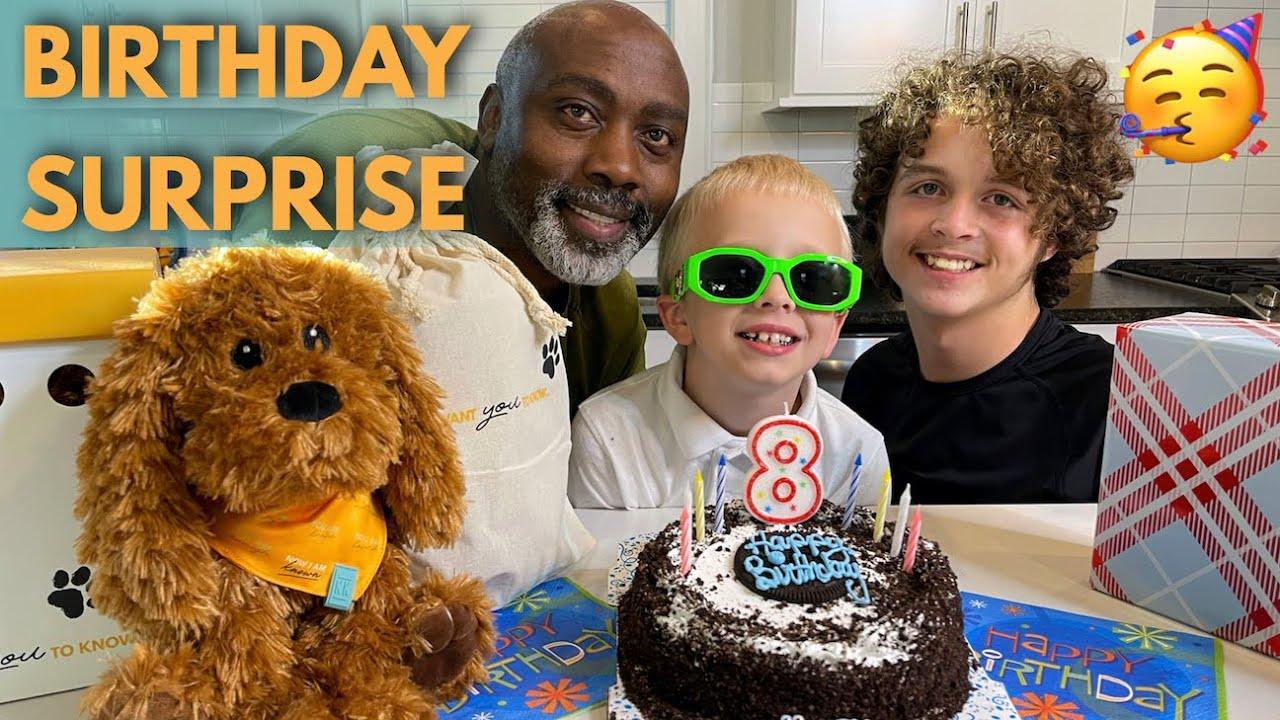 BIRTHDAY SURPRISE   COOKIE DECORATING CHALLENGE