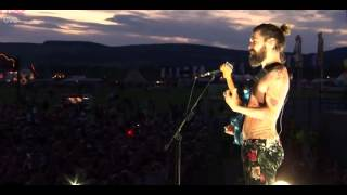Biffy Clyro - Different people - T in the park 2014 HD