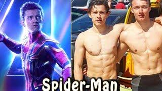 Tom Holland   Spider-Man ★ Workout   Diet And Body Transformation