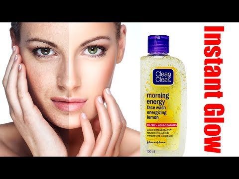 Glow your Face Skin in 5 Minutes |100% Guaranteed | CLEAN & CLEAR FACEWASH | True Review