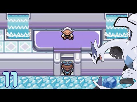 Pokémon Silver Moon - Ep 11 : CS Surf, Suicune et 7ème badge !