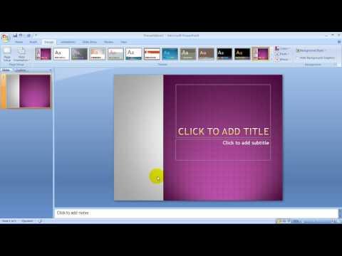 Storyboard Video Pembelajaran Ms. Power point 2007 Part 2