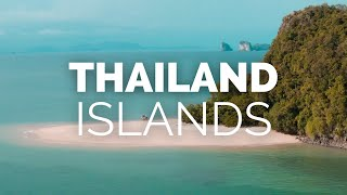 10 Most Beautiful Islands in Thailand - Travel Video