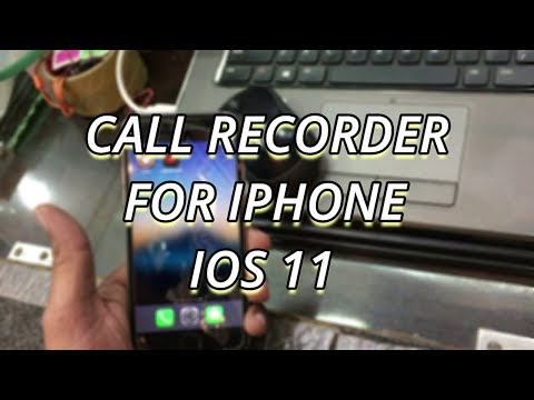Audio Call Recorder For iPhone (2018) : Record Calls,Skype,FaceTime,whatsapp..iOS8 to ios11.1.2