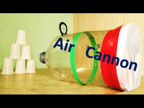 How to make Air Cannon