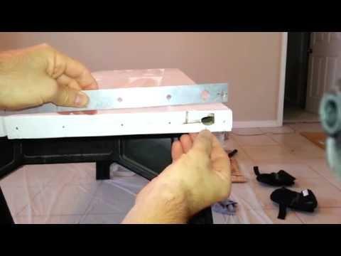 Bifold door repair - Bottom Pivot