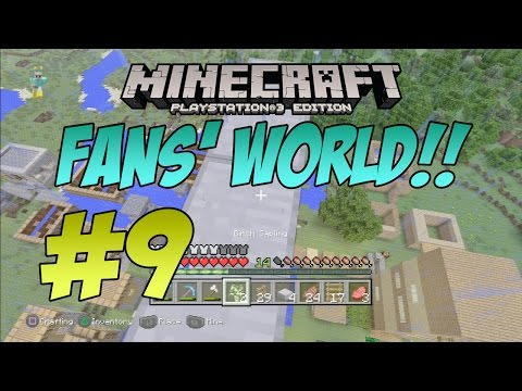 EthanGamerTV Fans' Minecraft World - Episode #9 - Tallest Diving Board EVER!!!
