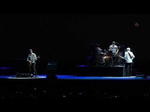 U2 Speech and