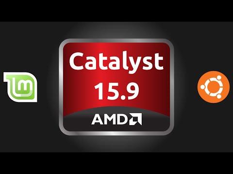 Install AMD Catalyst 15.9 on Ubuntu/Mint
