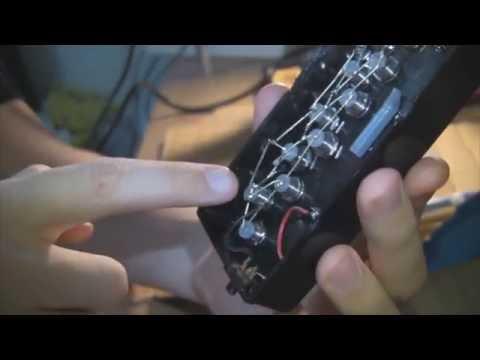 How To Make A Handheld Ultra-Violet Light / Black Light
