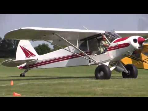 2014 SuperCub.Org New Holstein Super Cub Fly In Short Field Contest