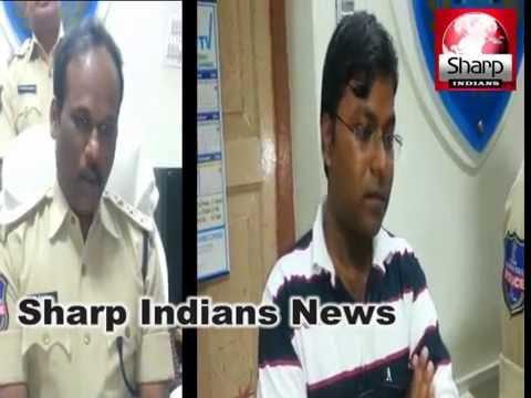 Held for selling fake visa-17 Passport sized | Santoshnagar police
