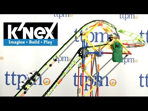 Double Doom Roller Coaster Building Set from K'NEX