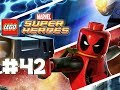 LEGO Marvel Superheroes - LEGO BRICK ADVENTURES - Part 42 - Rescue Stan! (HD Gameplay Walkthrough)