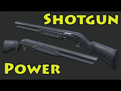 Shotgun Power - Escape From Tarkov