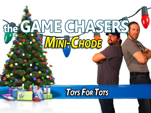 The Game Chasers Mini Chode: Toys For Tots