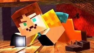 HELLO NEIGHBOR IN MINECRAFT! (Minecraft Hello Neighbor Roleplay)