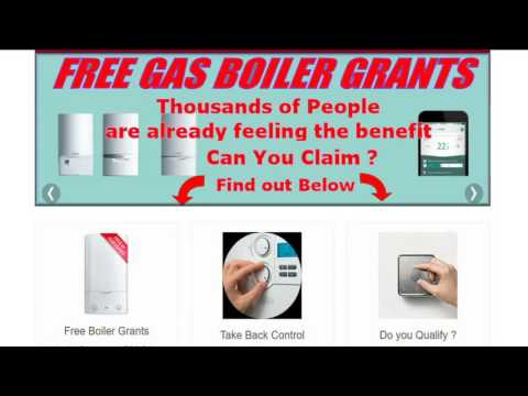 Free Boilers for Pensioners Audlem