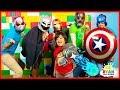 Ryan Vs Marvel Avengers Infinity War Superhero Hide And Seek