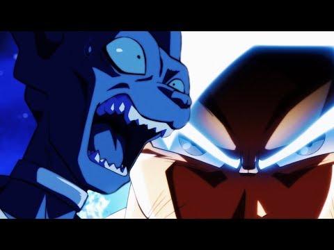 Goku Vs Jiren (Mastered Ultra Instinct - Gioni - Trigger)AMV