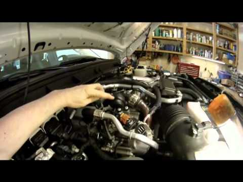 2011 Ford Super Duty EGR Valve Actuating