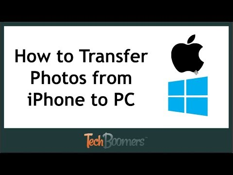 How to Transfer Pictures and Videos from iPhone to PC