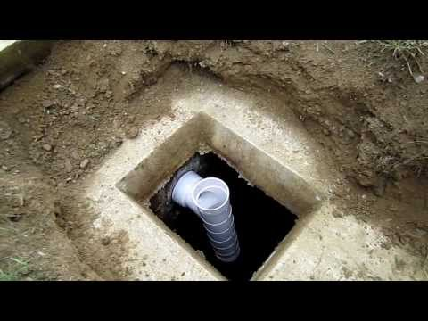 Easily Inspect and Replace Your Septic Tank Output Baffle When Necessary