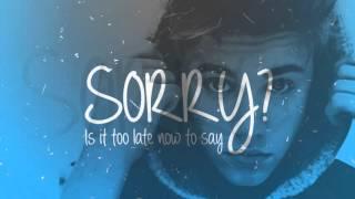 """Sorry"" - Justin Bieber INSTRUMENTAL COVER"