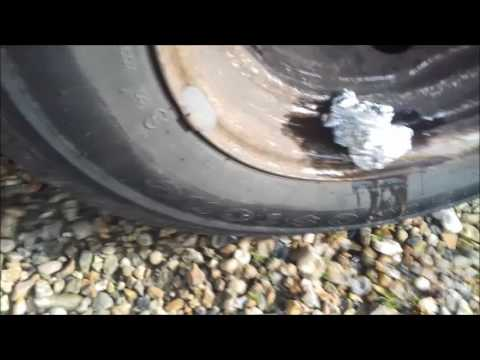 How to clean rusty wheels quick and cheap