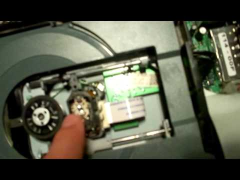 !!EASY FIX!! Xbox 360 Open Tray Problem