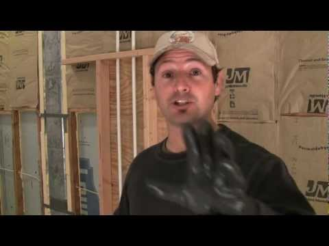 Wall Insulation - How to Insulate around Electrical Wires & Outlets