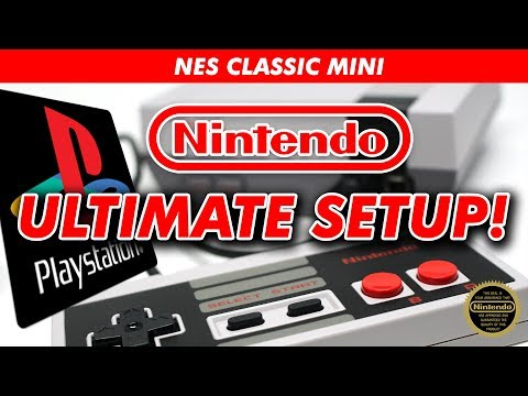 NINTENDO EMULATION SYSTEM MINI - Every Console, Every Game!