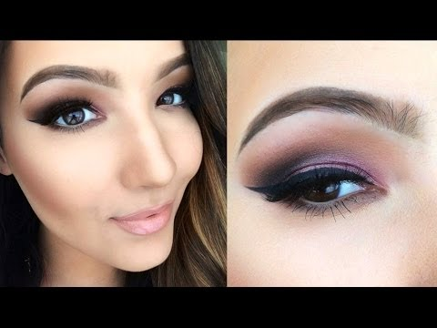 How I Fill In my Eyebrows   Gradient Brows using Anastasia Dipbrow