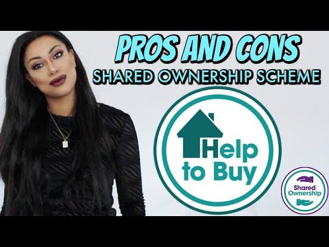 SHARED OWNERSHIP HELP-TO-BUY GOVERNMENT SCHEME EXPLAINED | THE REAL CONS AND PROS!!