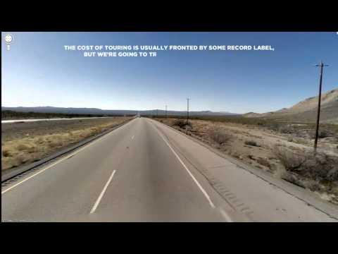 Google Maps Stop Motion Kickstarter Video