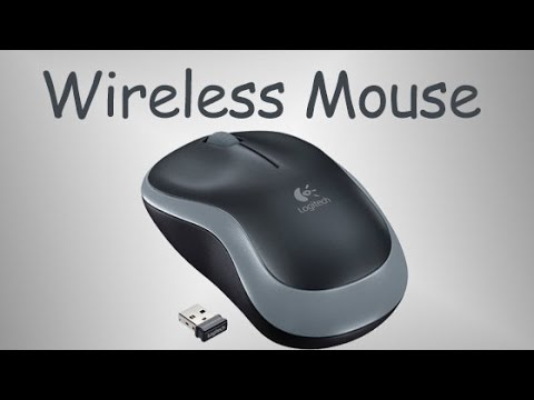 Wireless Mouse - How Its Working